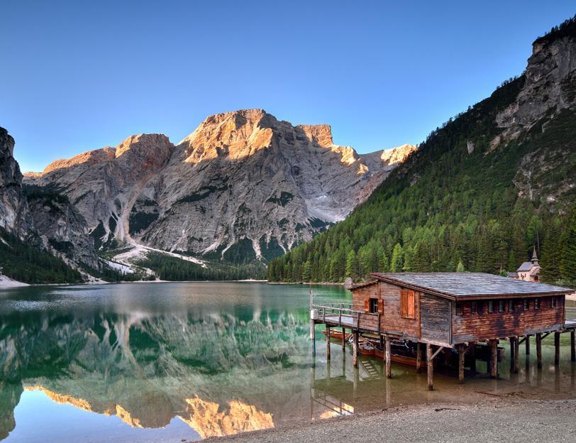 Week End di Trekking & Mindfulness: Alla scoperta del Lago Braies e l'Altopiano del Renon (21-22 settembre)