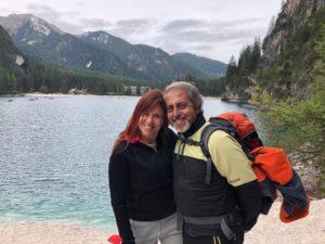 Gita al lago di Braies per praticare meditazione mindfulness in compagnia con Stefania di Morandi tour