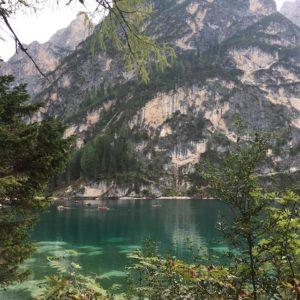 Mindfulness al lago di Braies