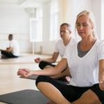 donna meditazione mindfulness